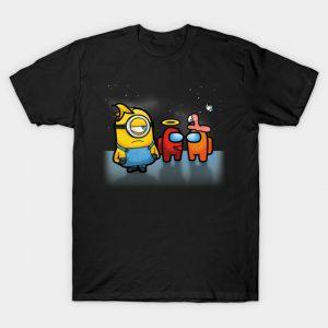 The Impostor - Among Us/Minions T-Shirt