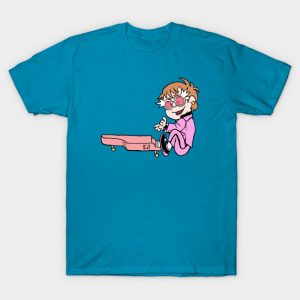 The Pink Peanuts - Elton Brown T-Shirt