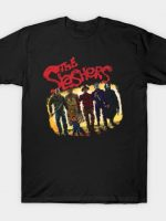 THE SLASHERS ARE BACK T-Shirt