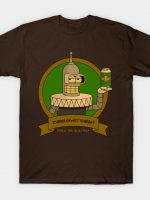 To beer or not to beer? Bender Edition T-Shirt