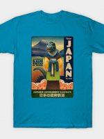 Tour Japan by Rail T-Shirt