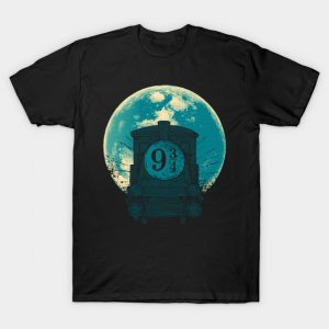Train to magic - Harry Potter -Shirt