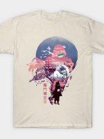 Ukiyo e Nezuko T-Shirt