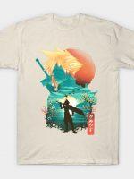 Ukiyo e Soldier T-Shirt