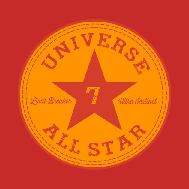 Universe 7 all star