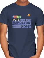 Vote Out the Impostor T-Shirt