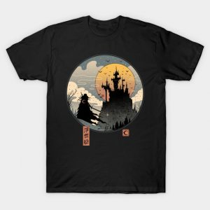 Vampire Slayer in Edo T-Shirt