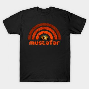 Star Wars Mustafar T-Shirt