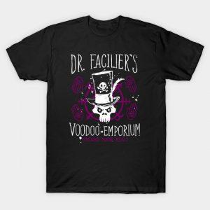 Voodoo Emporium Dr. Facilier T-Shirt