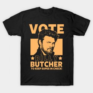Billy Butcher T-Shirt
