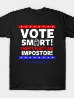Vote Smart T-Shirt