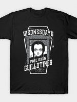 Wednesday's Guillotines T-Shirt