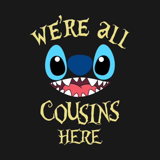 We're all cousins here