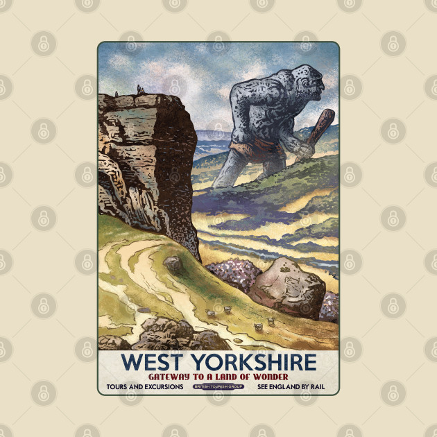 West Yorkshire Giant