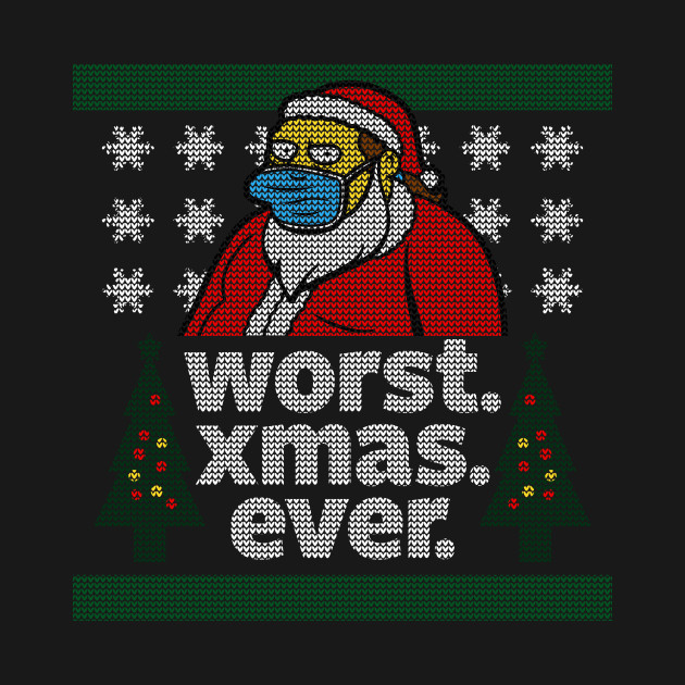 Worst Christmas Ever_ugly sweater