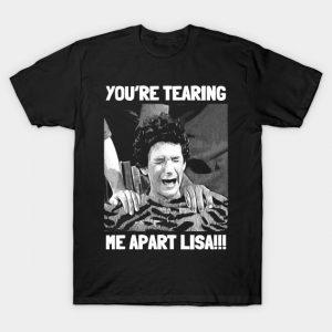 You're Tearing Me Apart Lisa