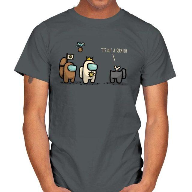 A BLACK KNIGHT AMONG US T-Shirt