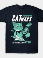 Cat Wars T-Shirt