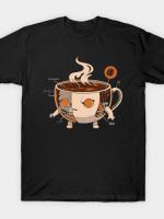 Coffeezilla X-ray T-Shirt