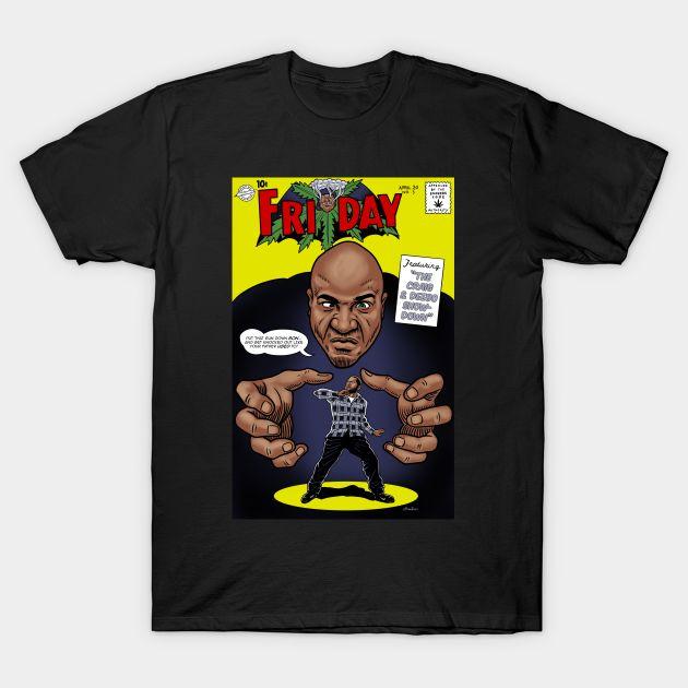 Craig Vs Deebo [dark shirts]