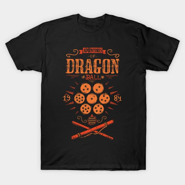 Dragon ball Shenron T-Shirt