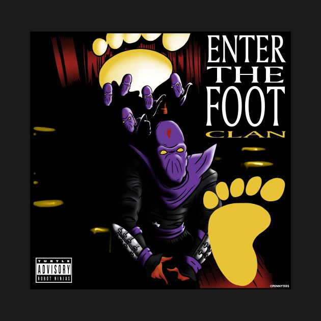 Enter The Foot Clan