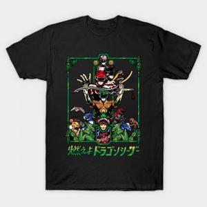 Enter the Rangers T-Shirt