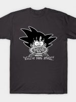 Exile At Kame House (Dark Shirts) T-Shirt