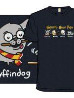 Hogwarts House Pups T-Shirt