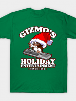 Holiday Entertainment 1984 T-Shirt