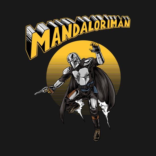 Mandaloriman