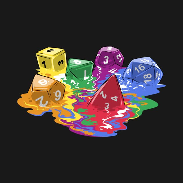 Melting Dice
