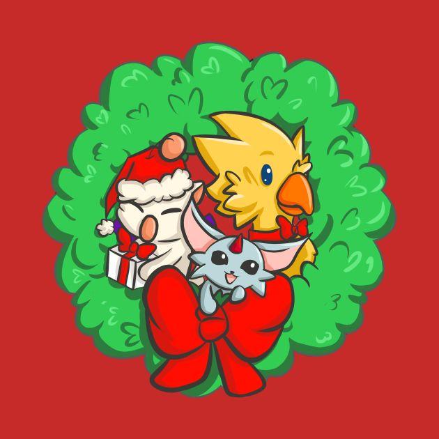 Merry Kwehmas, Kupo!