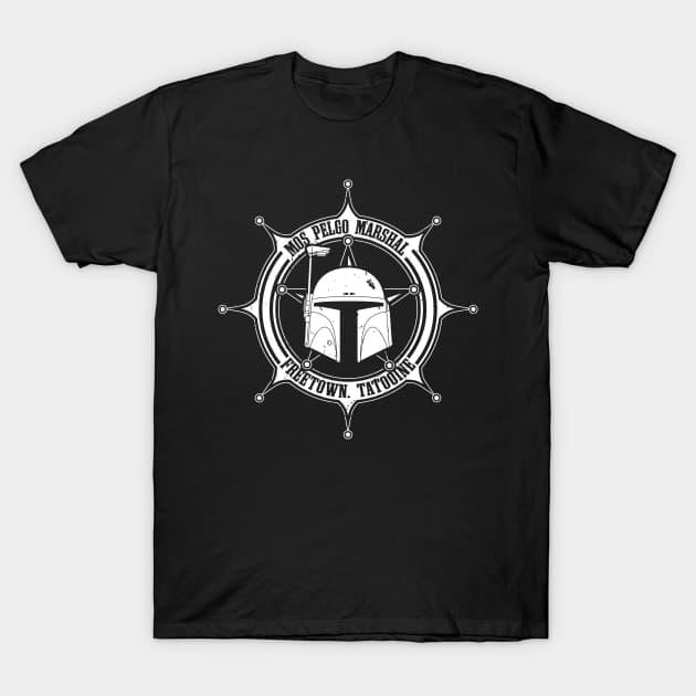 Mos Pelgo Marshal - Freetown Tatooine T-Shirt