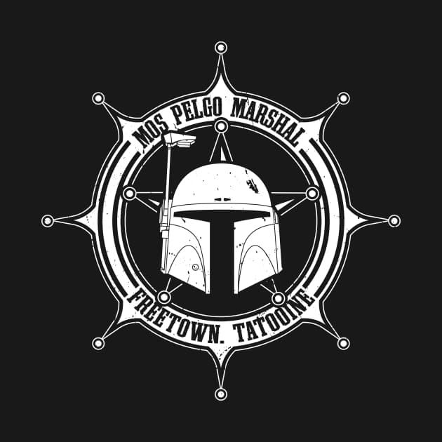 Mos Pelgo Marshal - Freetown Tatooine