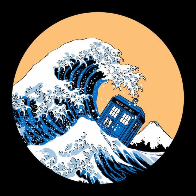 POLICE BOX WAVE