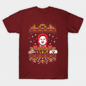 Russell for the Holidays III: Little China T-Shirt