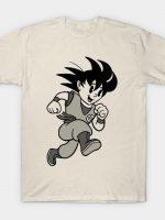 Saiyan Race T-Shirt