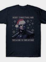 Santa Witcher T-Shirt