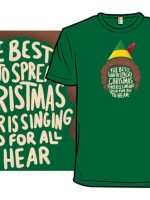 Sing Loud For All To Hear T-Shirt