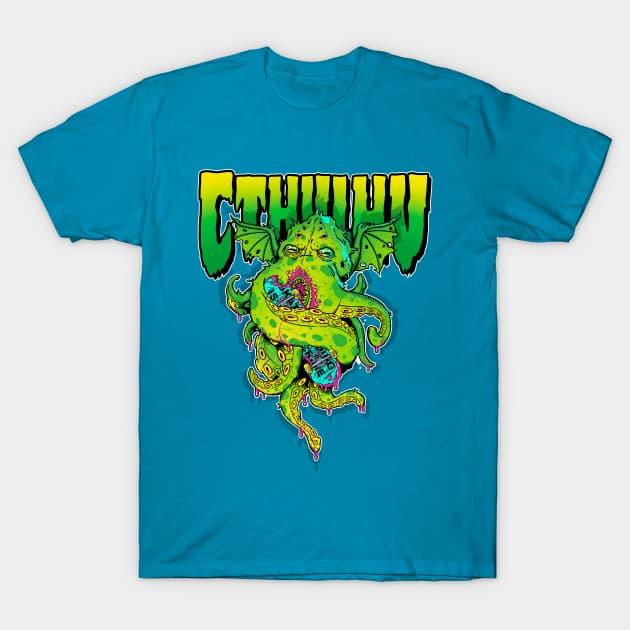 Skathulhu II T-Shirt