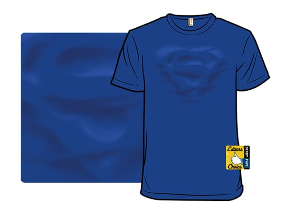 Super Obvious Superman T-Shirt