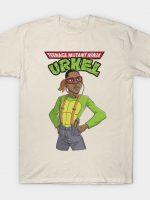 Teenage Mutant Ninja Urkel T-Shirt