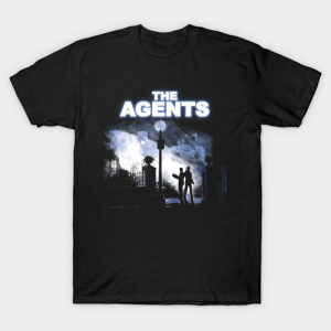 Men in Black T-Shirt