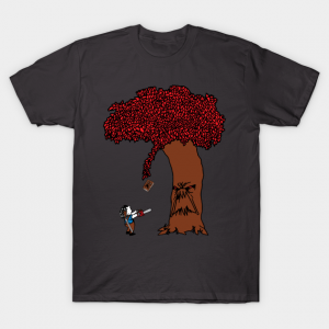 The Evil Tree - Evil Dead T-Shirt