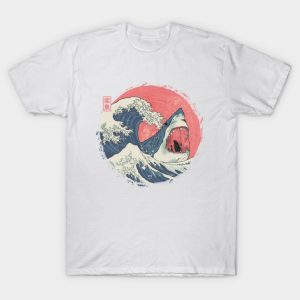 The Great Shark T-Shirt