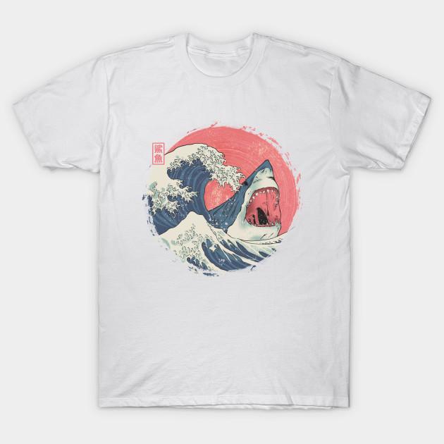 The Great Shark T-Shirt