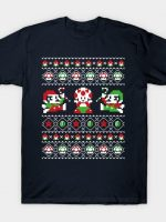 Ugly Christmas Sweater Bros T-Shirt