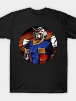 gundam rx 78 rising T-Shirt