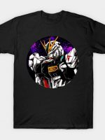 nu gundam space art T-Shirt